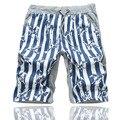 Shorts da Placa dos homens Verão Moda Praia Shorts Boardshorts Troncos Bermuda Camuflagem solta Curto para Homens
