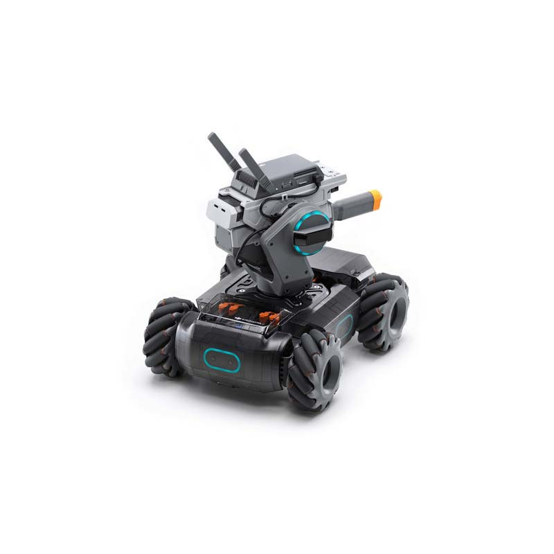 Image 5 - In stock DJI RoboMaster S1 is intelligent educational robot Remote control smart car Toy tank robotics kids gift brand new-in Sports & Action Video Camera from Consumer Electronics