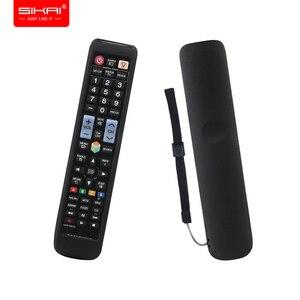 Image 1 - สำหรับ Samsung BN59 01178W AA59 00652A AA59 00594A AA59 00582A HDTV รีโมทคอนโทรล SIKAI ซิลิโคนป้องกันกรณี Anti Lost
