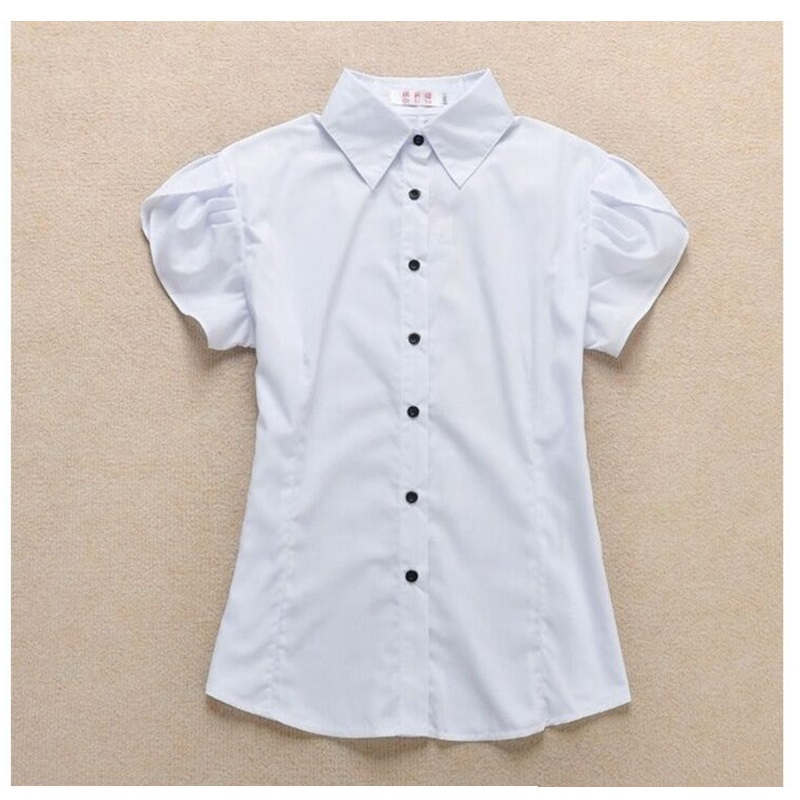 HTB1NkPoKFXXXXa XVXXq6xXFXXXz - High Quality Fashion Womens short-Sleeve Chiffon Shirt