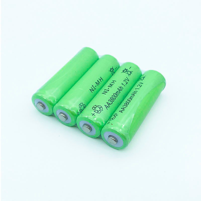 Image 3 - 20PCS 1.2V 3800mah AA Battery 2A Ni MH Rechargeable Battery LED Flashlight Portable Devices Tools Lighting Tools battery-in Rechargeable Batteries from Consumer Electronics