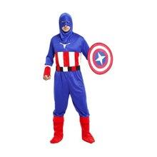 HUIHONSHE Captain America Cosplay Costume Homme Adulte Costumes Spandex Body  Deuxième Peau Serré Unitard Costume de Partie De Ha. 3cc3ec220ed