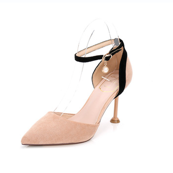 Fashion High Heels Newest Women Pumps Summer Shoes Thick Heel Comfortable Woman Platform