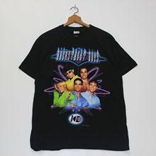 camiseta hip hop RETRO VINTAGE