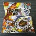 1 Шт. Beyblade Металл Fusion 4D Установить VABIARES D: D + Launcher Игры Дети Игрушки Дети Рождественский Подарок BB114 Lct_035
