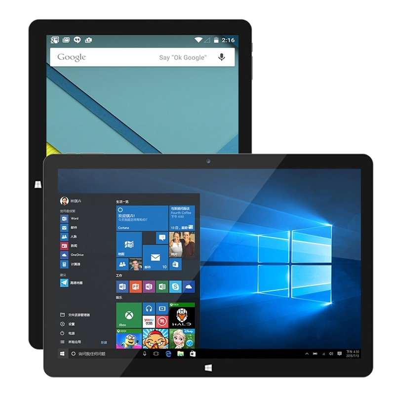 Original Teclast Tbook 12 Pro 12 2 inch Windows 10 Home Android 5 1 Dual OS