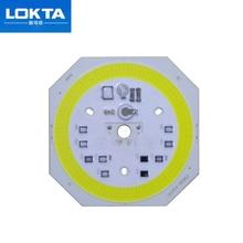 LED COB CHIP 100W 220V FOR floodlight factory floor lighting tower chandelier 50W light beads for diy mining lamp