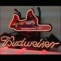 Budweiser Sinal de néon Baseball Publicidade Loja Display Luz Neon Sign Bar Pub Decorar Arcade Sinal Da Cerveja Sinal de Néon neon 17x14