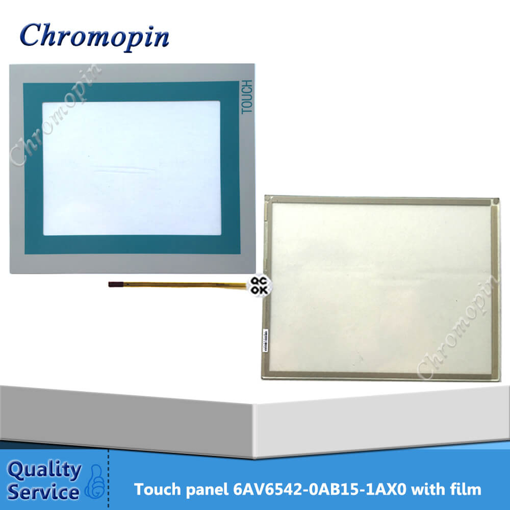 Touch panel for 6AV6542-0AB15-1AX0 6AV6 542-0AB15-1AX0 touch screen panel MP270B 10 with Front overlayTouch panel for 6AV6542-0AB15-1AX0 6AV6 542-0AB15-1AX0 touch screen panel MP270B 10 with Front overlay
