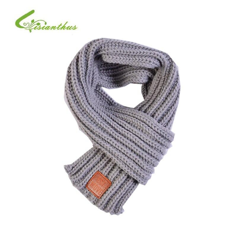 5f0092029 Buy Fashion Children Kids Winter Scarf Knitted Collar Neck Warmer ...