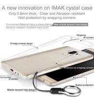 ТПУ Мягкий Прозрачный чехол для Samsung S8 плюс с Ремешок Веревка и экран защиты стикер фильм телефон чехол для Galaxy S8 плюс 4scase