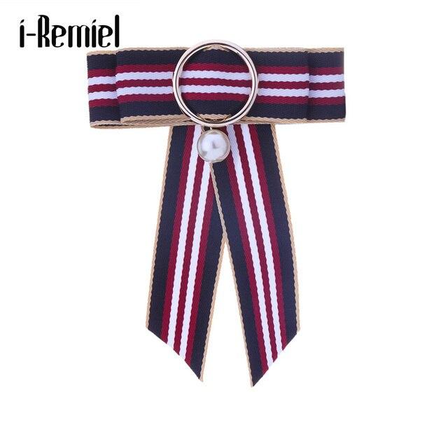 Я-Remiel бантиком галстук ткань Книги по искусству и броши костюм аксессуары Бизнес блузка Свадебный знак с лацканами для девочек жениха