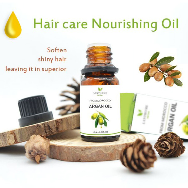 NEW Hair Care Oil Scalp Treatment Pure Moroccan Argan Oil for Dry Damaged Hair