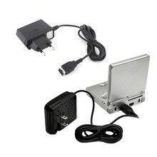 닌텐도 DS 게임 보이 어드밴스 GBA SP US/EU 용 홈 벽 충전기 AC 어댑터