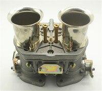 2PCS LOT Quality NEW 40 IDF Oem Carburetor Air Horns Replacement For Solex Dellorto Weber Fit
