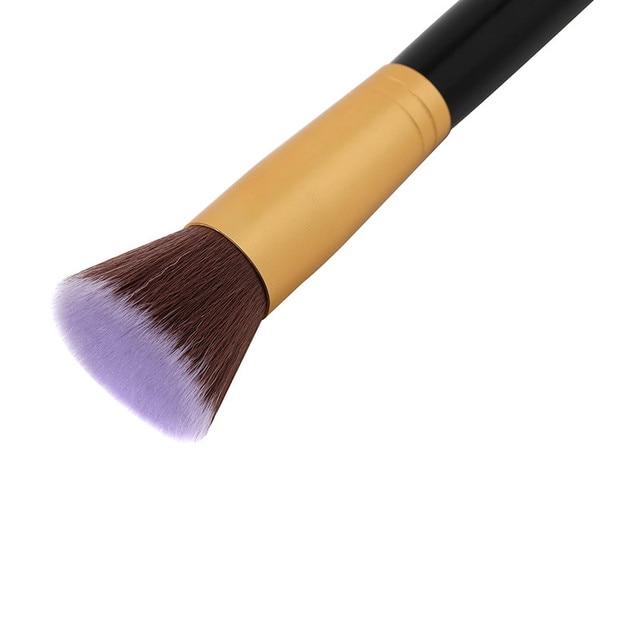 2019 Professional Cosmetic Makeup Brushes Set Powder Blusher Eyebrow Eyeshadow Foundation Brush Makeup Tool Pincel Maquiagem 3