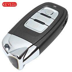 Keyecu inteligentny klucz zdalny 315MHz 3 przycisk Fob zmodyfikowany jak dla Lamborghini dla Audi FCCID: 8T0 959 754 C