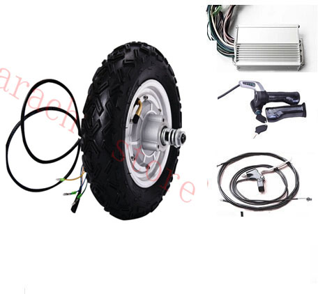 10  500W 36V  electric scooter motor kit , electric wheel hub motor for scooter , electric wheelchair hub motor economic multifunction 60v 500w three wheel electric scooter handicapped e scooter with powerful motor