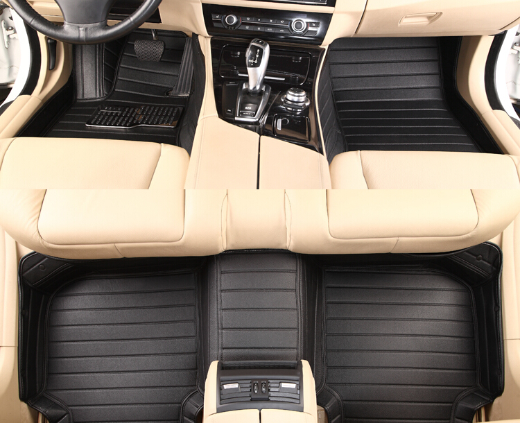 Custom Special Floor Mats For BMW X3 F25 2017 2011 Durable Non Slip Waterproof Carpets 2013Free Shipping In From Automobiles