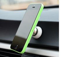 Car Phone Holder Sticky Magnetic Ball GPS Mobile Phone Mount Holder For iPhone 5 6 Samsung Galaxy Note 3 4 S4 S5 Sony Moto LG