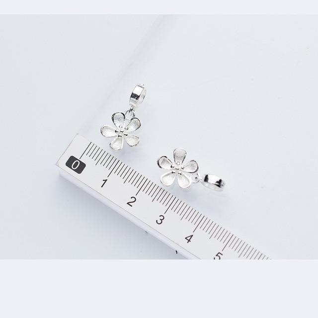 Купить uqbing ручная работа 100% стерлинговое серебро 925 пробы пять картинки