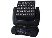 5x5 Led Matrix Moving Head Light RGBW 4IN1 25*12W DMX Stage Beam Light LED matrix stage lights