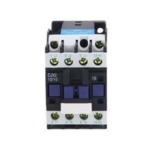 AC contactor 12A (LC1-D) CJX2-1210 380V220V 36V 24V стоимость