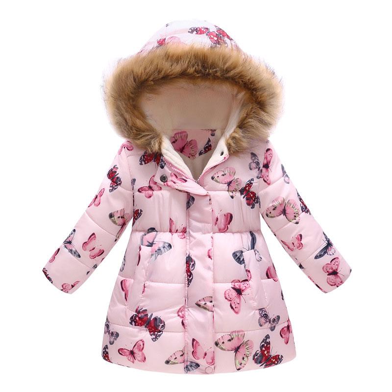 varejo crianca crianca meninas jaqueta casaco polka 04