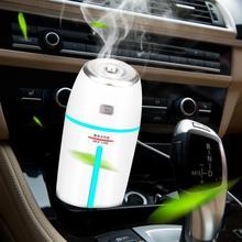 Автомобильный освежитель воздуха Многофункциональный Автомобильный увлажнитель воздуха Распылитель USB увлажнитель вохдуха миниатюрный очиститель универсальный автомобильный диффузор