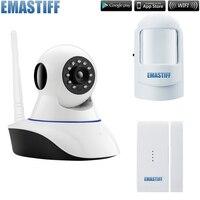 720P Security Network WIFI IP Camera Megapixel HD Wireless Digital Security Camera IR Infrared Night Vision
