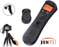 JINTU 100 м беспроводной пульт дистанционного управления MC-30 Таймер Пульт дистанционного управления спуск затвора N1 для NIKON D200 D300 D300s D700 D800 D800E D810