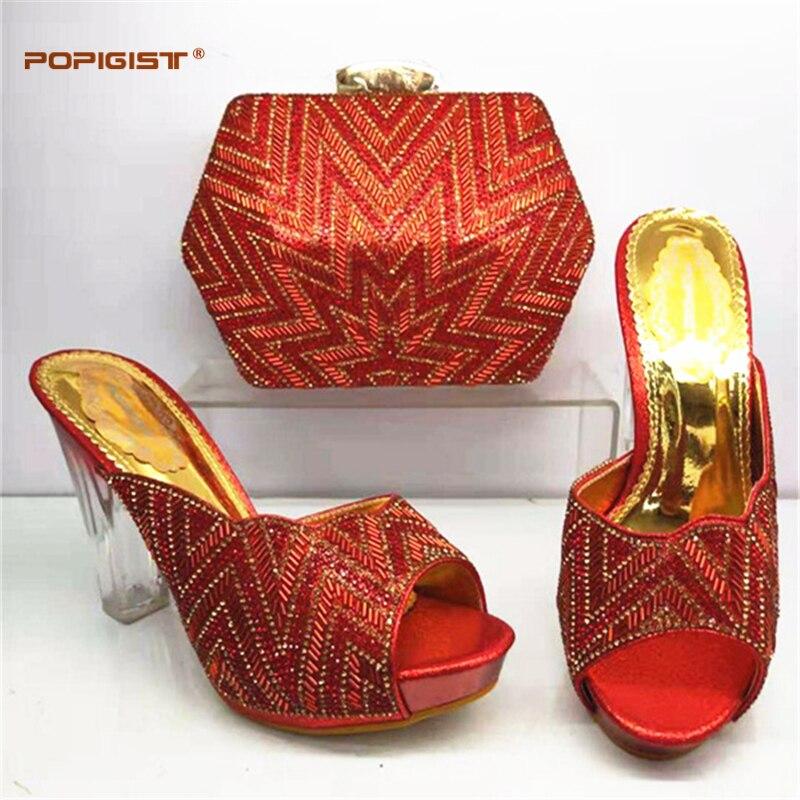 Zapatos Italiano Color Mujer Bolsos purple A En red Con gold Bolsa Black royal Nuevo Juego Blue Italia Zapato Rojo Y De 2019 zPXqXf