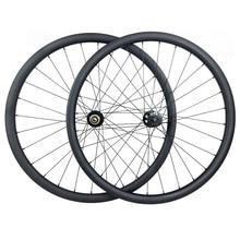 29er MTB XC безкрюковая гоночная углеродная колесная пара 30 мм x 30 мм UD matt Novatec D791SB D792SB бескамерные деревянные гравийные велосипедные колеса