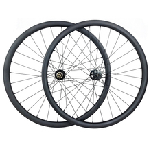 29er MTB XC hookless da corsa wheelset del carbonio 30 millimetri x 30 millimetri UD matt Novatec D791SB D792SB senza camera daria boschi di ghiaia ruote di bicicletta