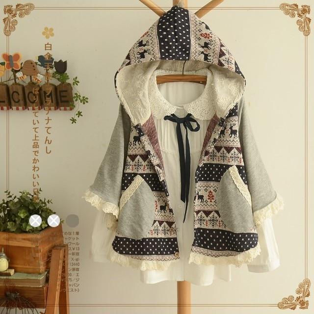 Muster hoodie mantel oberbekleidung herbst häkeln camisa feminina kimono giubbino donna bomber doudoune femme veste longue mantel jacke in Muster ...