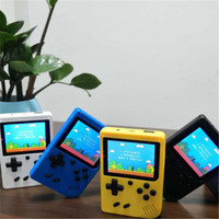 4 Colors 3 Retro Mini Handheld Game Console Emulator Gameboy Built in 168 Classic Games Portable Classic Video Game Console