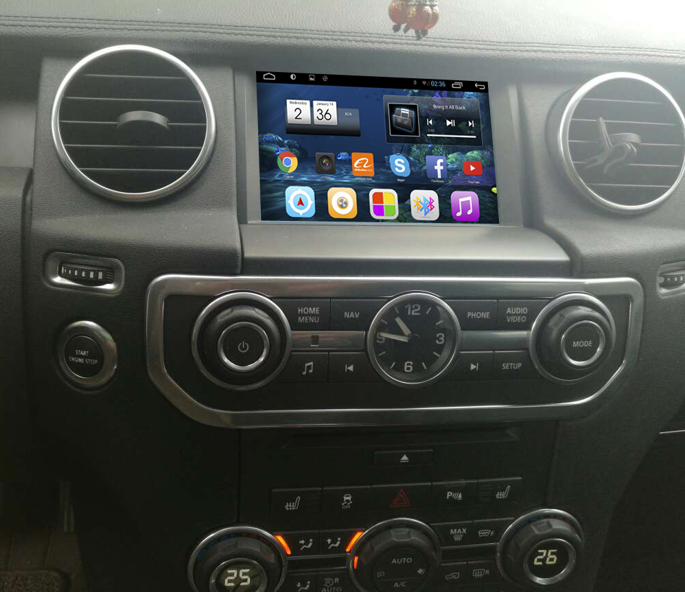 Car Gps System Product : Inch screen android car gps navigation system auto