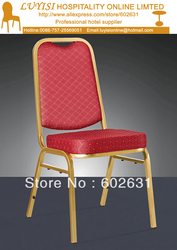 Jakości hotsale układanie stali nierdzewnej krzesło konferencyjne LYS-T203