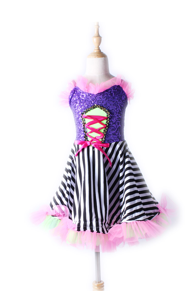 Novelty & Special Use 2018 Gymnastics Leotard Dance Costumes Tutu Dress Kids Professional Dancewear For Girls Justaucorps De Danse Pour Les Femmes