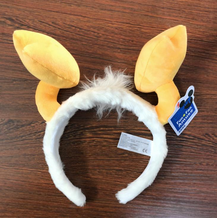 Disney Mickey Mouse Donald Duck Feet Ears Headband Costume Halloween