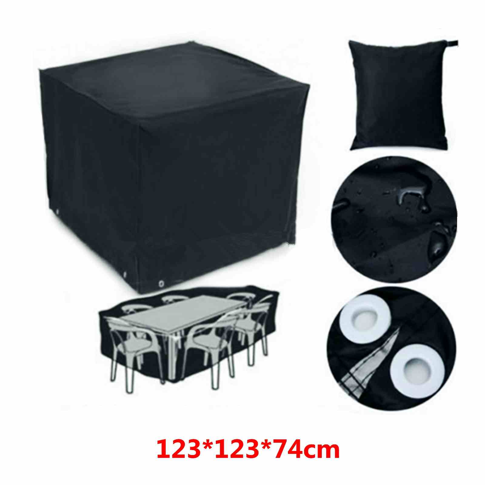 Chair Covers Wholesale China Folding X Cheap Price 123 74cm Rect Outdoor Garden Patio Table