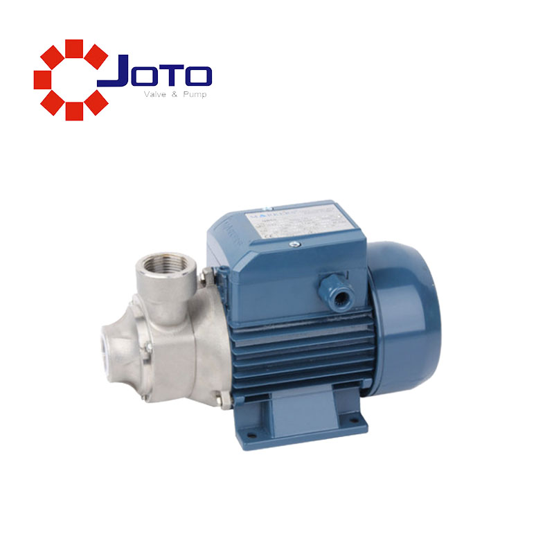 MKP 60 Food Grade Big Flow304 Stainless Steel Centrifugal Pump For Household Water Supply Hot Oil