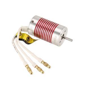 Image 4 - Motor sin escobillas SURPASSHOBBY Platinum, 2845 4370KV 3930KV 3800KV 3100KV con tarjeta de programación ESC 45A para Wltoys