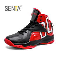 SENTA 뜨거운 판매 슈퍼 스타 남성 농구 신발 착용 운동화 혼합 색상 울트라