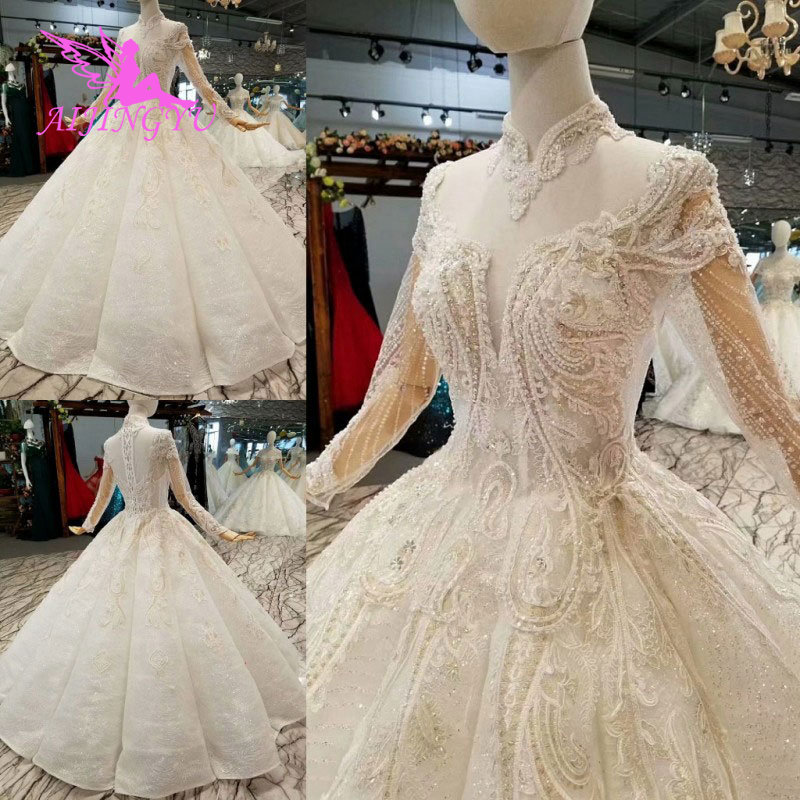 AIJINGYU Places To Buy Dresses For Weddings Luxury Wedding Styles Kiss Western Classy Wear Sexy Gown Sale Queen Bridal
