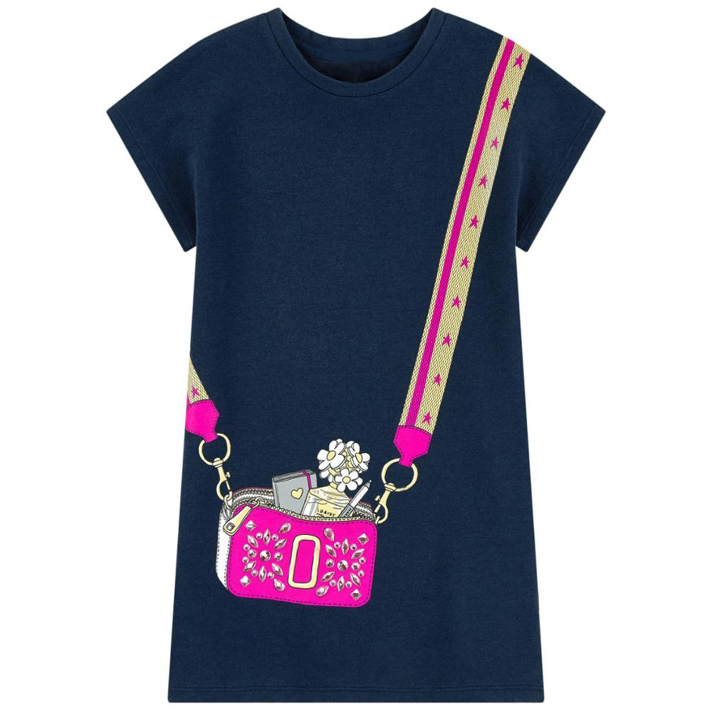 Toddler Dresses for Girls Clothes 2019 Brand Cotton Casual Princess Dress Unicorn Kids Dresses Children Clothing Baby Girl Dress