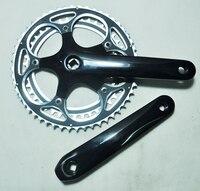 Lanhang 42 52 T road bike chain wheel crank aluminum alloy 170 mm bicycle crankset