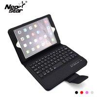 Removable Bluetooth Keyboard Case For IPad Mini 1 2 3 7 9 Tablet Auto Sleep Wake