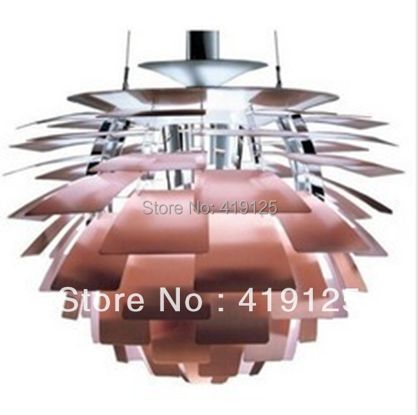 Free Shipping Hot Selling Louis Poulsen PH Artichoke Lamp ,120v/230v Denmark pendant light Dia 90cm denmark classic design lamp louis poulsen artichoke pendant light aerospace aluminum 38cm 48cm pine cones echinacea light