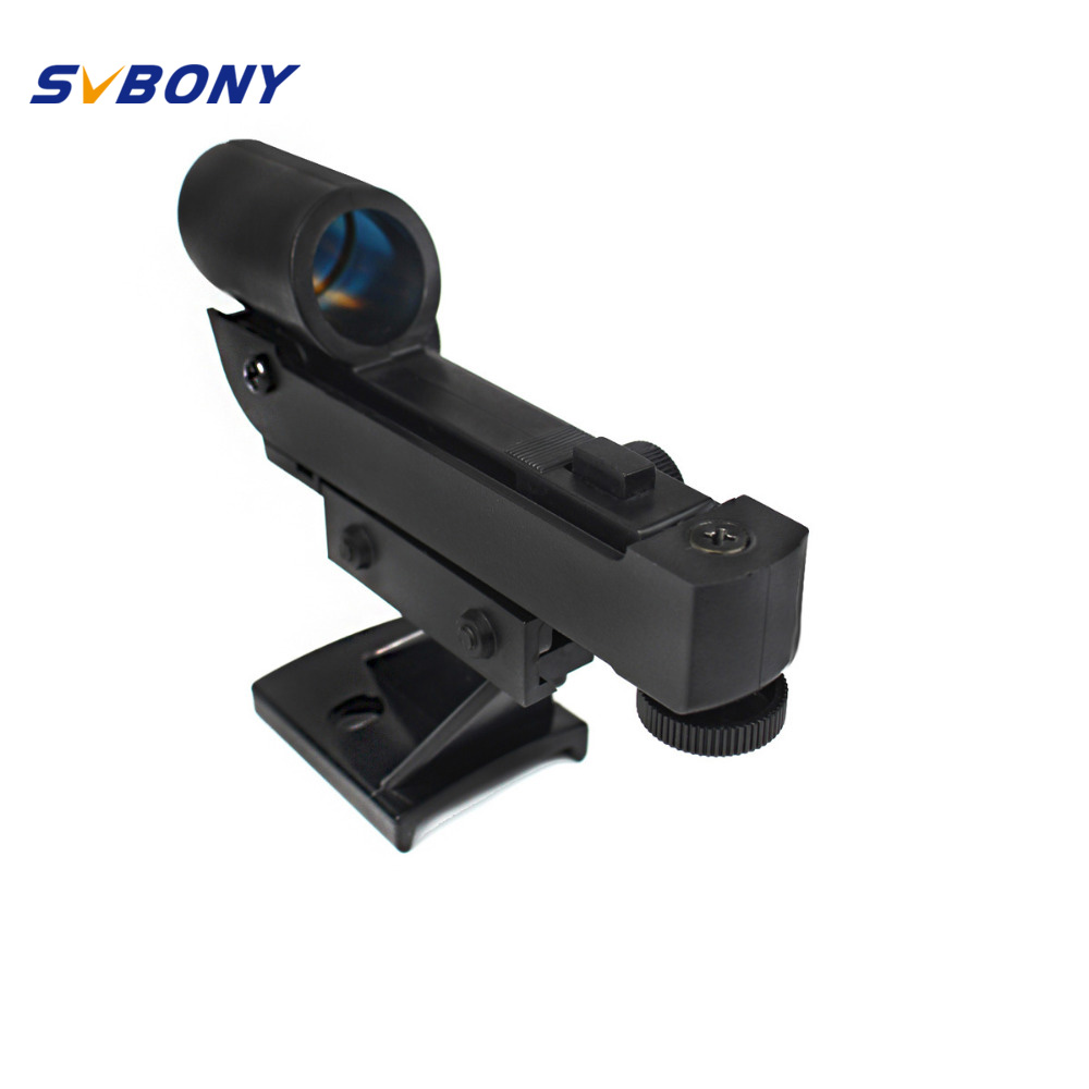 SVBONY Red Dot Reflex Visor Finder Scope para 80EQ SE SLT PS Series Astronomia Monocular Binóculos Telescópio W2564